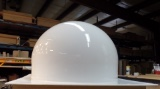 Custom tall dome